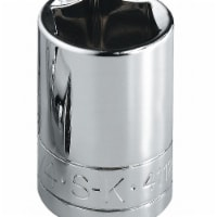 Sk Professional Tools Socket, Steel, Chrome, 29 mm  48229 - 1