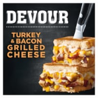 Devour Turkey & Bacon with Ranch Grilled Cheese Frozen Meal