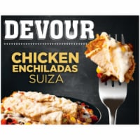 Devour Chicken Enchiladas Suiza Frozen Meal
