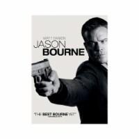 Jason Bourne (2016 - DVD)