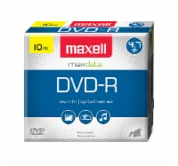 Maxell Max Data DVD-R 10 Pack