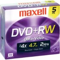 Maxell DVD+RW Discs