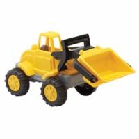 American Plastic Toys Gigantic Loader Heavy Duty Construction Vehicle, Yellow - 1 Unit