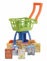 American Plastic Toys Shopping Cart