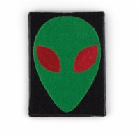 Alien Shaped Stick-On Phone Wallet - 1