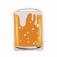 Beer Shaped Stick-On Phone Wallet - 1