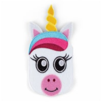 Unicorn Shaped Stick-On Phone Wallet - 1