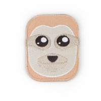 Sloth Shaped Stick-On Phone Wallet - 1