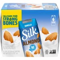 Silk Vanilla Almond Milk
