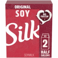 Silk Original Soymilk 2 Count