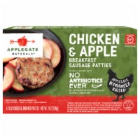 Applegate Naturals Chicken & Apple Breakfast Sausage Patties