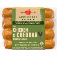 Applegate Natural Chicken & Cheddar Sausage