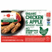 Applegate Organic Chicken & Apple Breakfast Sausage 10 Count