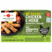 Applegate Naturals No Sugar Chicken & Herb Breakfast Sausage Links