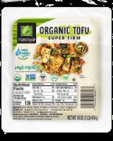 Nasoya Organic Super Firm Tofu - 16 oz