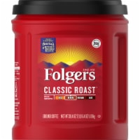 Folgers Classic Roast Medium Ground Coffee