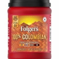 Folgers 100% Colombian Medium Ground Coffee - 10.3 oz