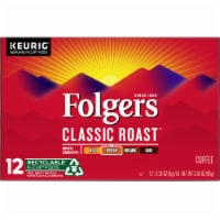Folgers Gourmet Classic Roast K-Cup Pods