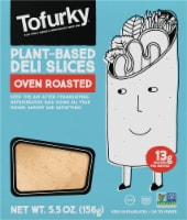 Tofurky Plant-Based Oven Roasted Deli Slices