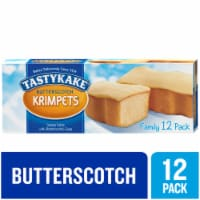 Tastykake Butterscotch Krimpets Sponge Cakes - 6 ct / 12 oz