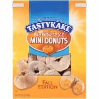 Tastykake Pumpkin Spice Mini Donuts - 10 oz