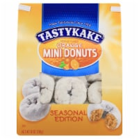 Tastykake OrangeMini Donuts