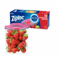 Ziploc Storage Gallon Bags