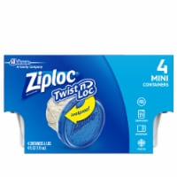 Ziploc Twist n Loc Mini Containers