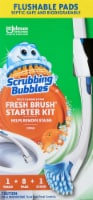 Scrubbing Bubbles Fresh Brush Toilet Cleaning System Starter Kit
