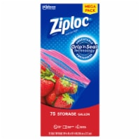 Ziploc Grip 'n Seal Gallon Storage Bags