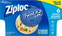 Ziploc Twist n Lock Small Containers