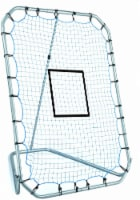Franklin MLB Adjustable Infinite Angle Return Net - Black/Blue - 72 in