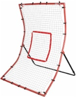 Franklin MLB 2 in 1 Switch Hitter Pitch Target and Return Trainer