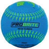 Franklin MLB Neon Rubber Teeball - Assorted