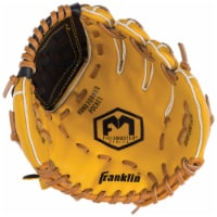 Franklin Field Master Series Baseball Fielding Glove - Yellow/Black