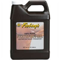 Fiebing's 32 Oz. Neatsfoot Oil Leather Care Conditioner PURE00P032Z - 32 Oz.