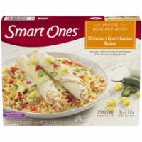 Smart Ones Chicken Enchiladas Suiza Frozen Meal
