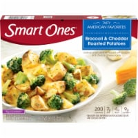 Smart Ones Broccoli & Cheddar Roasted Potatoes Frozen Meal