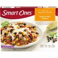 Smart Ones Santa Fe Rice & Beans Frozen Meal - 9 oz