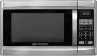 Emerson Professional Series Stainless Steel Microwave Oven - Silver