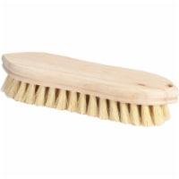 DQB 9 In. Tampico Bristle Hardwood Scrub Brush 11620 - 1