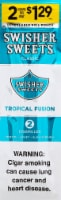 Swisher Sweets Tropical Fusion Cigarillos 2 Count