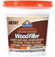 Elmer's Carpenter's® Color Change Wood Filler