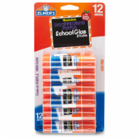 Elmer's Washable School Glue Sticks - Disappearing Purple