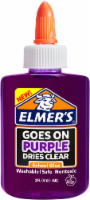 Elmer's Washable School Glue - Disappearing Purple