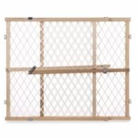 North States Diamond Mesh Gate - White