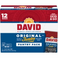 David Original Jumbo Sunflower Seeds Pantry Pack