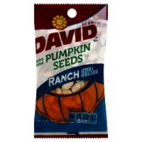 David Ranch Flavor Pumpkin Seeds