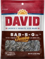 David Bar-B-Q Sunflower Seeds
