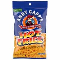Andy Capp's Hot Fries Potato Snacks